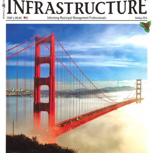 Article Of The Complete Streets Program Is Published in American Infrastructure Magazine