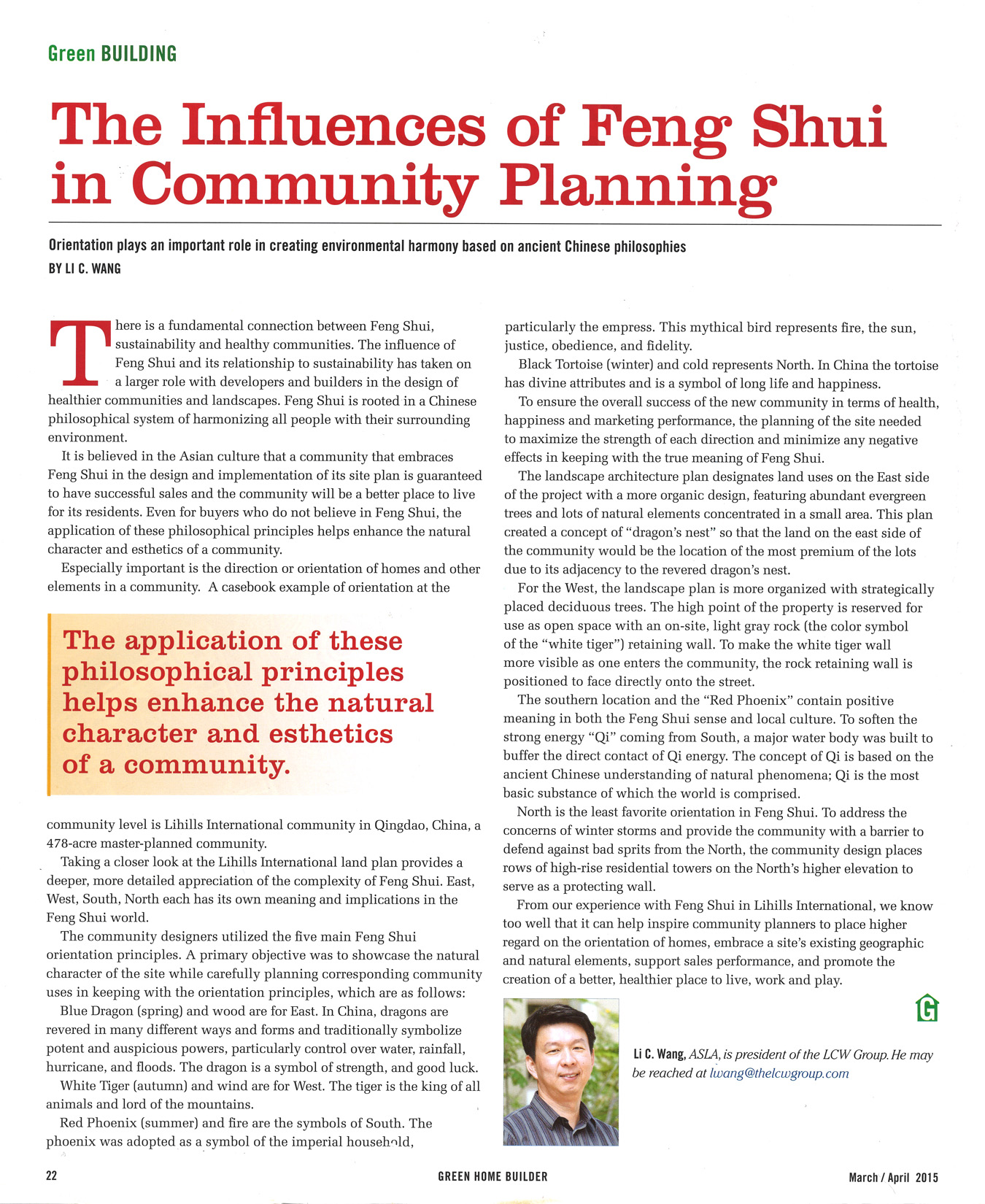 The Influences of Feng Shui in Community Planning_LR